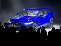 Jaguar lanseaza in acest an primul SUV al marcii, bazat pe prototipul C-X17, prezentat in 2013