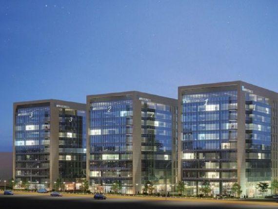 AFI Europe a finalizat a treia cladire de birouri din complexul AFI Park, dupa o investitie de 20 mil. euro