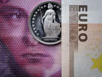 Francul revine pe apreciere in raport cu euro pe pietele externe, dupa un usor declin in prima parte a zilei, care a generat si scaderea cursului BNR
