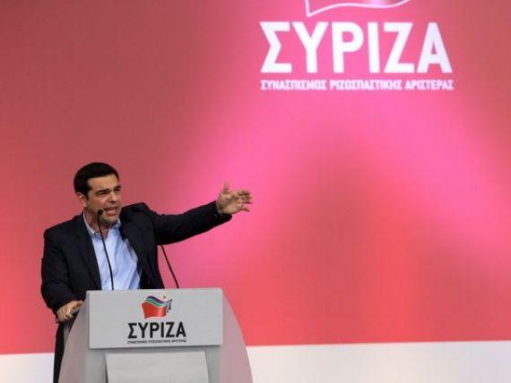 Grexit 2015: Adio, dar raman cu tine! Tonul extremei stangi din Grecia se inmoaie cu cateva zile inainte de alegeri. Planul economic al Syrizei de iesire din criza