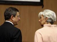 Reactia FMI la masurile de stimulare a economiei anuntate de BCE. Lagarde: Vor reduce costul creditarii la nivelul zonei euro si vor sustine inflatia
