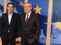 Noul Guvern de la Atena si-a intalnit creditorii. Premierul si ministrul de Finante s-au intalnit cu sefii CE si BCE si au inceput negocierile cu FMI pe tema datoriilor