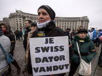 "ANPC cere o lege care sa ofere solutii pentru romanii cu credite in franci elvetieni. ""Se vorbeste doar despre riscul financiar al bancilor, niciodata despre consumatori si familiile lor"""