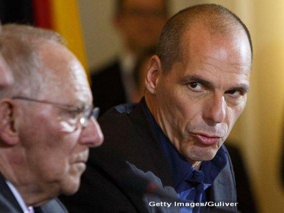 Primele discutii dintre Grecia si Germania au fost tensionate si s-au incheiat fara un rezultat. Schaeuble:  Motivele pentru dificultatile Greciei se afla in Grecia, nu in Europa