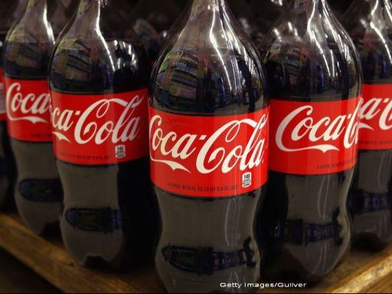 Coca-Cola, sub tirul criticilor dupa publicarea unei harti a Rusiei fara Crimeea. Ce s-a intamplat dupa ce a inclus-o