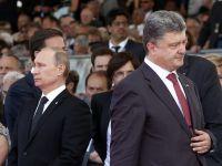 """""""Pacea de la Minsk"""": Ce contine acordul de incetare a ostilitatilor in Ucraina. Tancuri rusesti, blindate si lansatoare au intrat joi in tara, in ciuda intelegerii"""