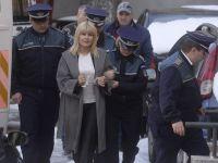Elena Udrea, arestata pentru 30 de zile. DNA: A primit 3,6 milioane de euro pentru a debloca platile contractului e-Romania