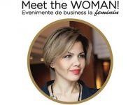 """""""Schimbarea in cariera: provocari si oportunitati"""". Sonia Nastase, country manager Nestle Nespresso Romania, vine la Meet the WOMAN!"""
