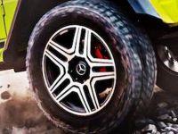 Monstrul Mercedes, zeul masinilor 4x4. Nemtii lanseaza la Geneva bolidul de sute de mii de euro, la puterea a 2-a