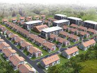 Complexul American Village, aflat in faliment, a fost scos la vanzare cu 9,3 mil.euro, reprezentand o treime din creanta catre BCR