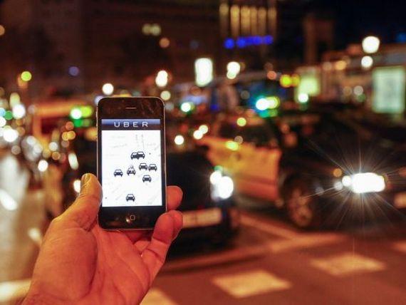 Uber pune in dificultate Comisia Europeana, care nu poate reglementa serviciul: Este o aplicatie web sau taximetrie?