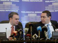 Reactia lui Ponta, dupa ce ministrul Finantelor a fost acuzat de trafic de influenta: Proiectul Codului Fiscal merge mai departe, Valcov va avea un rol determinant