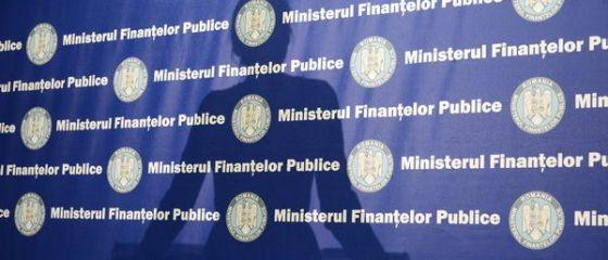 Ministerul Finantelor: 5.700 de salariati din sector vor beneficia de salarii marite, in medie, cu 22%
