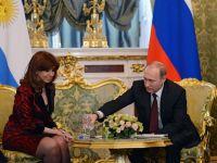 Rusia si Argentina au incheiat acorduri de 5 mld. dolari in domeniul energiei. Ce presupune parteneriatul strategic semnat de Putin si Kirchner