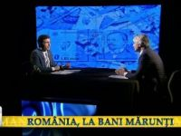 "Romania, la bani marunti. Ministrul Eugen Teodorovici a facut radiografia financiara a tarii, la ""Dupa 20 de ani"". Cu cat scad TVA si cota unica si cum va evolua economia"