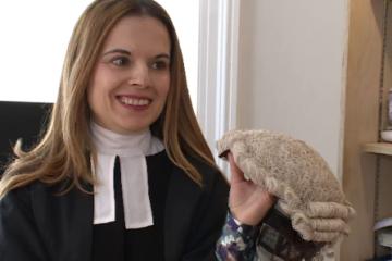 Romania din Regatul Unit: povestea romancei care face cariera in elita justitiei britanice