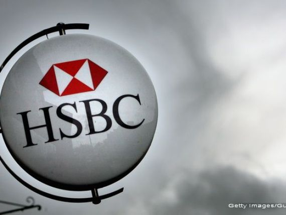 453 de angajati ai HSBC au fost platiti cu peste un milion de euro anul trecut