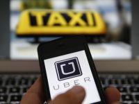 Uber negociaza cu investitorii o finantare de 1,5 mld. dolari, care i-ar urca valoarea la 50 mld. dolari, cea mai mare pentru o companie privata