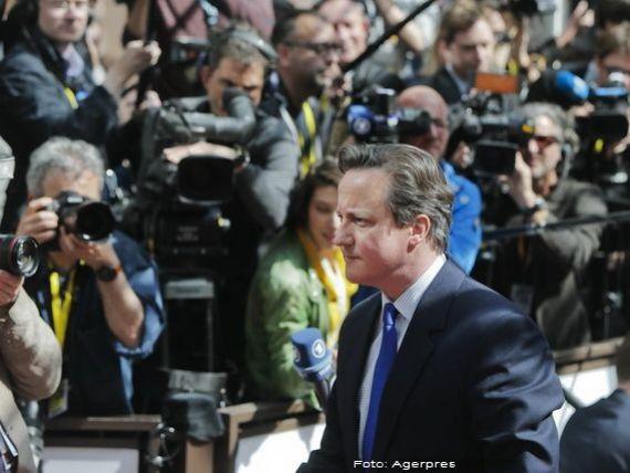 Non! NU! Ei! No! Cameron, cea mai dura infrangere in tentativa de a initia reformarea UE. S P a inrautatit perspectiva ratingului AAA al Marii Britanii