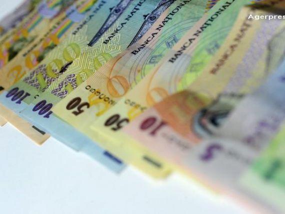 Leul s-a depreciat in raport cu euro. BNR anunta un curs de 4,5380 lei/euro