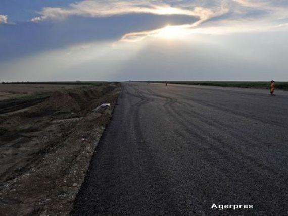 Procedura de atribuire a contractului de revizuire a studiului de fezabilitate pentru doua sectoare de pe Autostrada Bucuresti-Brasov, anulata