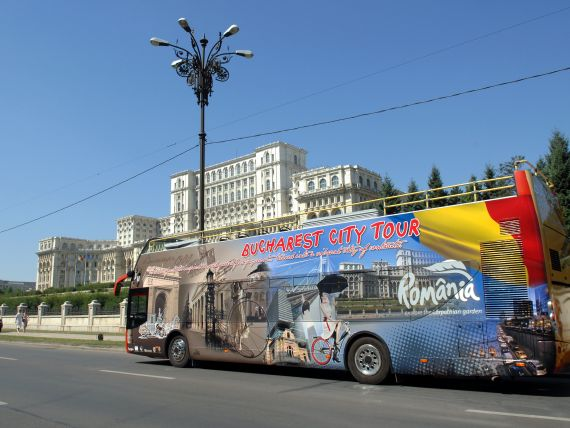 RATB reintroduce linia turistica  Bucharest City Tour . Pe unde vor circula autobuzele supraetajate si cat costa biletul