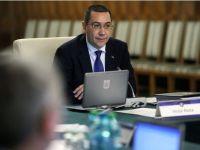 Guvernul a aprobat prima rectificare bugetara pe 2015