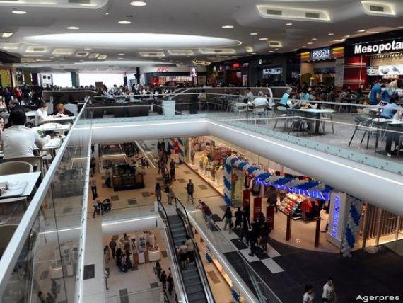 Centrele comerciale au facut din retail starul investitiilor in 2015, in ECE. Romania, crestere sustinuta in 2016