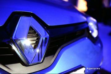 Renault anunta un profit in crestere cu 41%, cu o marja la nivel record