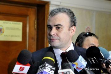 Darius Vâlcov, trimis în judecată în două dosare de corupție, numit consilier de stat în aparatul premierului Dăncilă