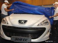 Peugeot Citroen raporteaza vanzari in scadere, ca urmare a declinului semnificativ de pe piata chineza