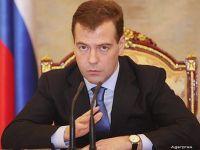 Medvedev: Politica lui Merkel in domeniul migratiei,  pur si simplu stupida