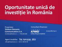 (P) Telekom Romania Communications organizeaza licitatie pentru vanzarea si inchirierea partiala a unui pachet de 24 de proprietati imobiliare