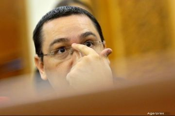 Parlamentul a decis: NU cererii DNA de incepere a urmaririi penale in cazul Victor Ponta. Reactia lui Klaus Iohannis