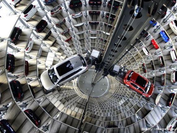 Directorul Volkswagen nu exclude discutii de fuziune cu Fiat Chrysler