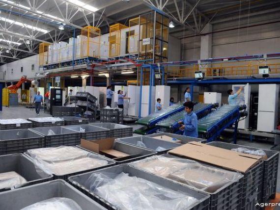 Peste 85% din productia Arctic de la Gaesti, a doua cea mai mare fabrica de frigidere din Europa, merge la export. 25 de milioane de produse, in 45 de ani