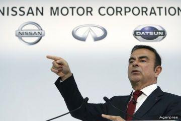 Nissan caută înlocuitor pentru Carlos Ghosn, aflat în continuare în arest