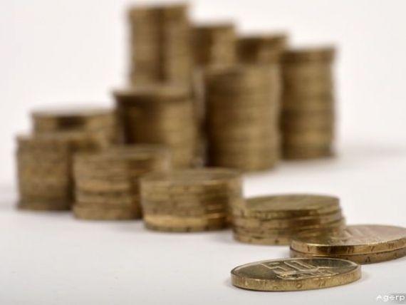 Costul leilor, la un nou minim istoric. ROBOR la 3 luni, referinta pentru creditele in lei, a coborat la 0,85% pe an