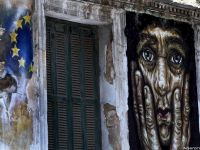 Economia Greciei va scadea cu 2,1 - 2,3% in 2015. Negocierile cu creditorii internationali s-ar putea incheia cel mai tarziu marti. Subiectele pe care nu cad de acord