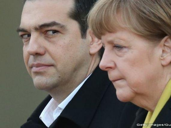 Tsipras si-a stabilit prioritatile dupa victoria in alegeri: relansarea economiei si restructurarea datoriei Greciei. De ce se teme Germania