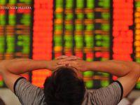 "Bursele din China, in pragul inchiderii dupa pierderi care depasesc 3 trilioane de dolari. ""Lacomie si frica"""
