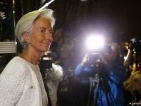 FMI pune conditii: participa la noul plan pentru salvarea Greciei doar daca UE si BCE reduc povara datoriei tarii