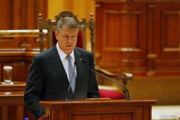 Presedintele Iohannis s-a adresat Parlamentului, la un an de mandat: Marea miza a anului viitor este reconstructia increderii in politica