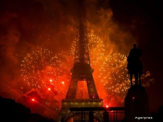 Economia Frantei a crescut peste estimari. A treia putere a UE si-a redus deficitul, dar datoria a ajuns la un nivel record
