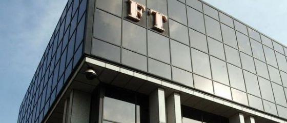 Greva la Financial Times