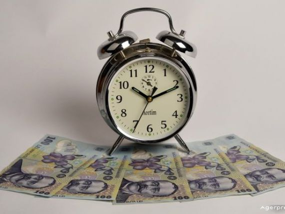 Leul s-a apreciat fata de principalele valute in prima sedinta din 2016