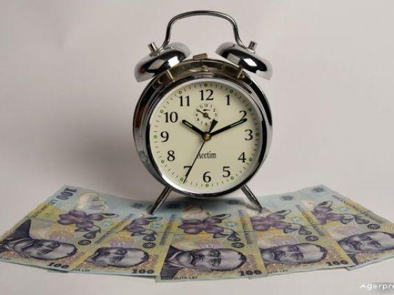Soldul creditului neguvernamental a crescut cu 3% in 2015. Imprumuturile in lei pentru populatie, avans de 31%