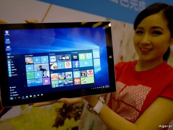 Windows 10, lansat in toata lumea. Seful Microsoft, Nadella: Este o piatra de hotar pentru intreaga industrie IT