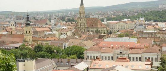 Cluj-Napoca, orasul cu cele mai scumpe apartamente din Romania. Pretul mediu: 1.111 euro/mp