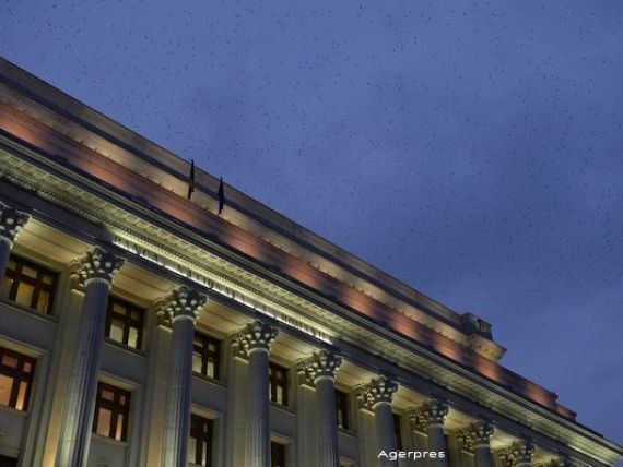 BNR a decis mentinerea dobanzii de politica monetara si a rezervelor minime obligatorii